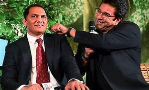 "Azharuddin finds Wasim Akram ""toughest bowler"" - Samaa TV"