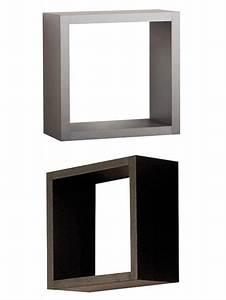 Etagere Cube But : etagere murale cube bois id es de d coration int rieure french decor ~ Teatrodelosmanantiales.com Idées de Décoration