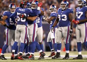new york giants career sack leaders images