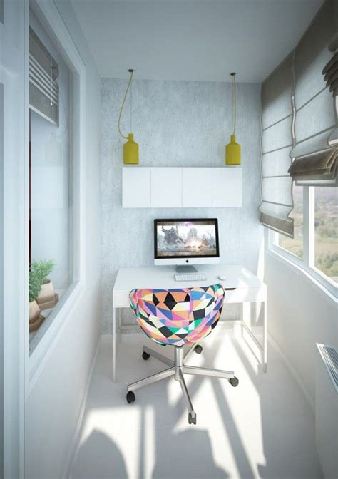 Two Cheerful Apartments With Creative Storage And Splashes Of Color office 187 page 59