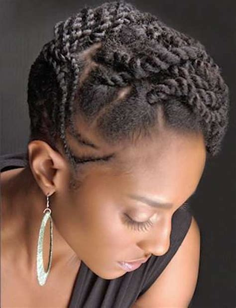 braids for black women with short hair short hairstyles