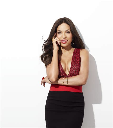 Rosario Dawson On Being An Awkward Teenager I Was A