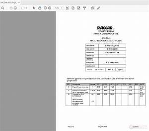 Paccar Mx13 Q30