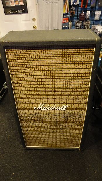 speaker cloth for cabinets marshall 810 cabinet 70 39 s black tolex tan grill cloth reverb