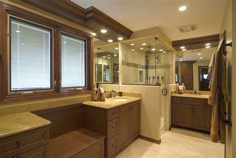 18 Stunning Master Bathroom Lighting Ideas