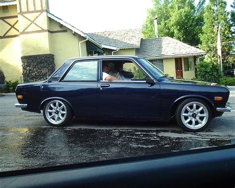 Datsun 510 Performance by Picked Up My Datsun 510 Sr20de 6th Accord Diy And