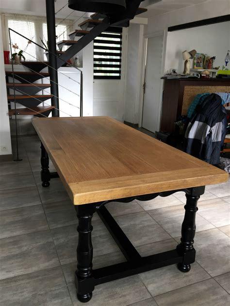 cuisine d馗o nous manque plus qu à leur trouver 6 chaises en fer genre tolix cuir fauve ou camel dépareillées a suivre