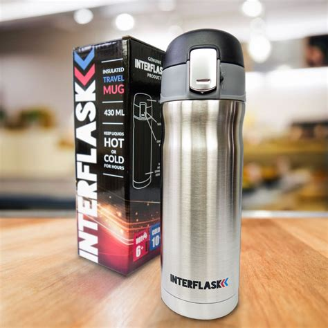 > the 20 best gift ideas for coffee lovers. Interflask travel mug - a perfect gift for hikers, coffee lovers, campers, cyclists, runners ...