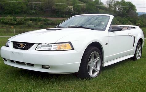 best 2000 ford mustang white 2000 ford mustang gt convertible