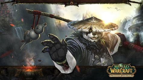 World Of Warcraft Animated Wallpaper - world of warcraft chen stormstout animated wallpaper