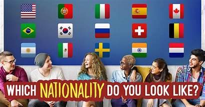 Nationality Which Quiz Quizony