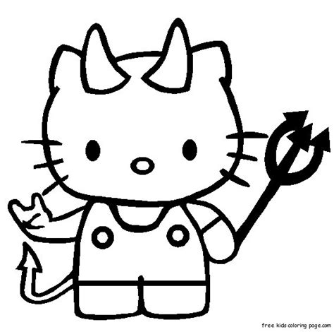 print   kitty halloween coloring bookfree printable coloring pages  kids