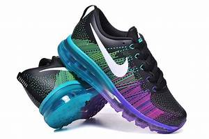 nike flyknit air max women blue green shoesnike0353 nike With nike air max big letters