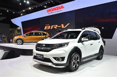 Honda Brv 2020 Malaysia by Honda Introduced The Br V And Brv Modulo At Thailand