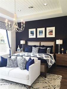 Small, Master, Bedroom, Design, With, Elegant, Style, 40