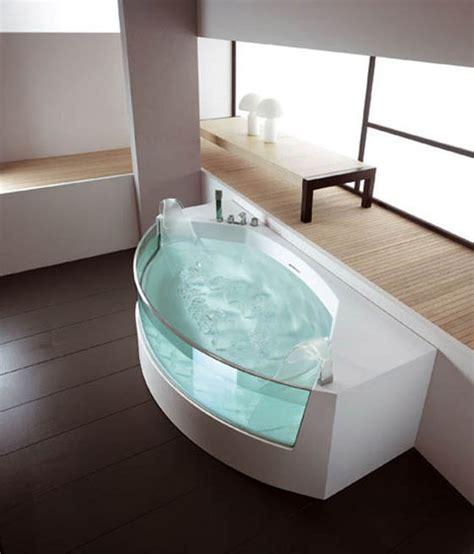 cool  creative bathtubs design swan