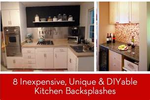 Cheap Ideas For Kitchen Backsplash Decoupage Backsplash Houses Plans Designs