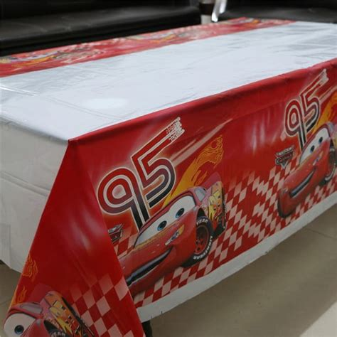 cars tablecloth partymy malaysia  party pack shop