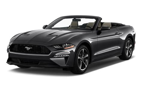 ford mustang ecoboost premium convertible specs