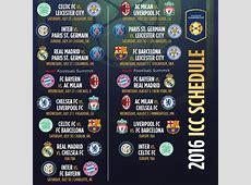 International Champions Cup el torneo de los grandes