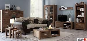 Möbel Industrial Style : rustikales wohnzimmer im industrie look industrial ~ Indierocktalk.com Haus und Dekorationen