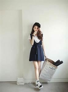 comment porter la robe salopette les meilleures idees de With affiche chambre bébé avec veste noire fleurie femme