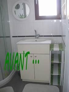 idee deco salle de bain a faire soi meme With salle de bain fait soi meme