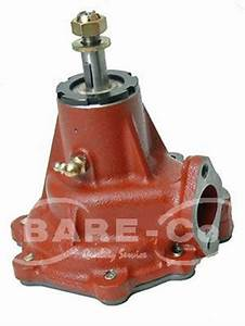 Water Pumps - Water Pump For 513r-615 Fiat Models