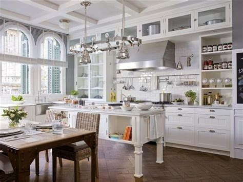 kitchen cabinets tall ceilings high cabinets coffered ceiling kitchen remodel ideas