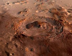 Giant Crater Is Next Mars Rover Landing Site | WIRED