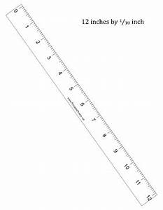 To Scale Inch : ruler 12 inch by 1 10 inch printable ruler ~ Markanthonyermac.com Haus und Dekorationen