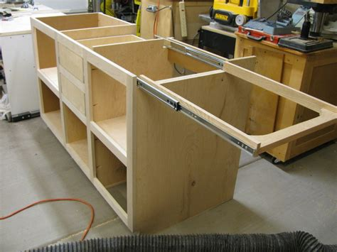 kitchen base cabinet  counter extension