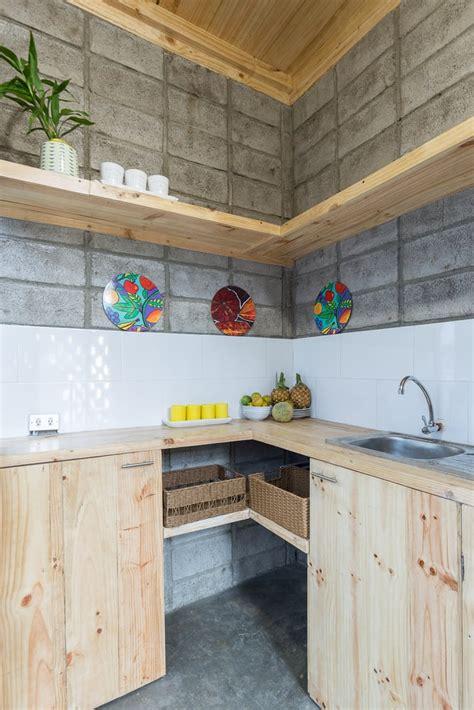 la casa entre bloques simple diseno de interior  planos