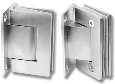 glass door hinges wall mounted soft closing glass door hinges pack of 2