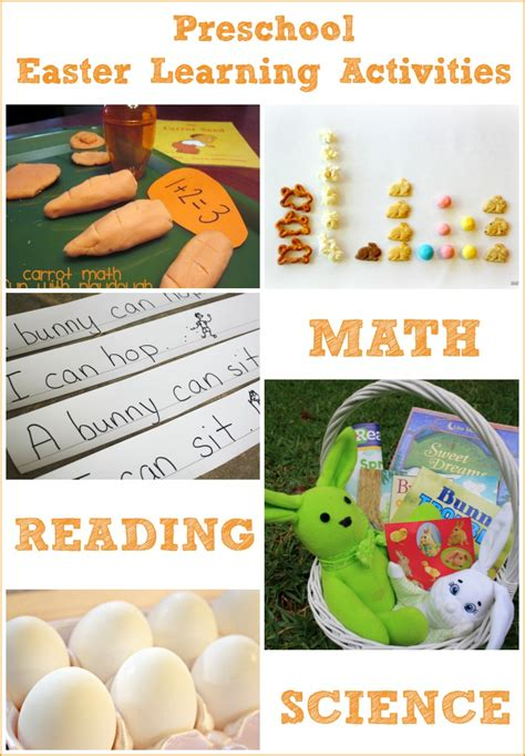 easter learning activities for preschoolers the 326 | PicMonkeyCollage 1