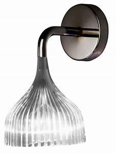 Luminaire Kartell : applique e 39 cristal kartell ~ Voncanada.com Idées de Décoration