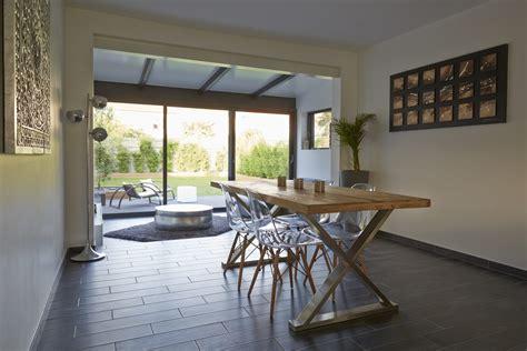 veranda contemporaine veranda extension pergola
