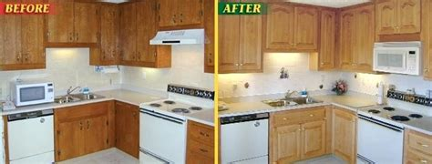 kitchen cabinet painting before and after photos painting kitchen cabinets before and after salmaun me 9654