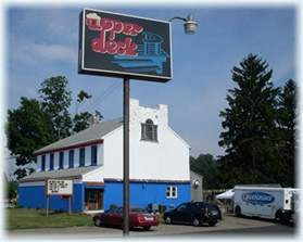upper deck bar grill portage lakes restaurant akron oh