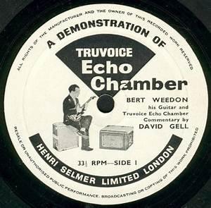 Selmer Tape Echo Units