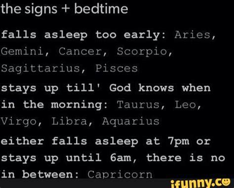Capricorn In Bed by Capricorn Ifunny