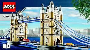 Lego Tower Bridge : 10214 lego tower bridge creator expert instruction ~ Jslefanu.com Haus und Dekorationen