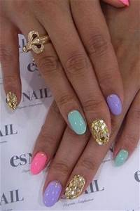 Cute Summer Acrylic Nail Designs 15 Cute Pastel Nail Designs Best New Simple Idea For