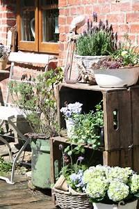 Sonnenrollo Für Terrasse : reetselig fr hlings make up f r die terrasse ~ Orissabook.com Haus und Dekorationen