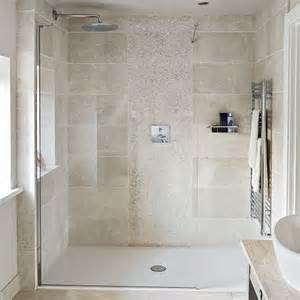 bathroom tiles designs ideas neutral tiled shower room decorating ideal home