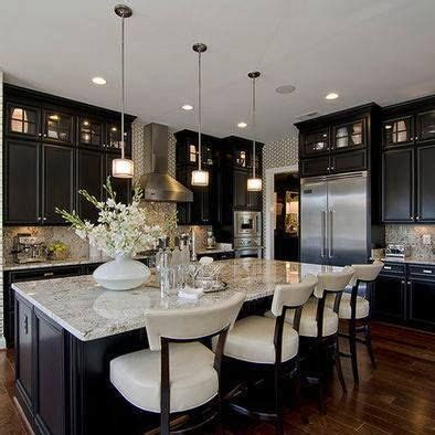 black kitchen cabinets images best 25 transitional style ideas on exposed 4695