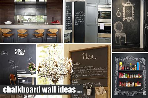 chalkboard paint ideas chalkboard paint ideas when writing on the walls becomes fun