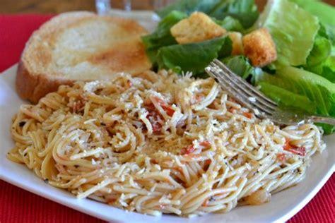 quick summer meals contest pasta pomodoro stop lookin