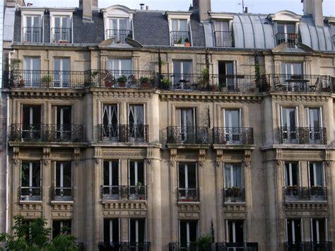 Free Stock Photo Of Facade Of Paris Apartments