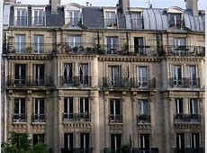 Free Stock photo of Facade of Paris Apartments